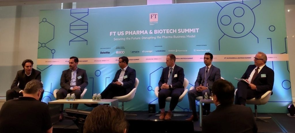 Panel FT US Pharma & Biotech Summit